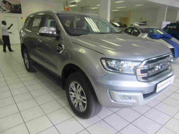EVEREST SUV XLT 3.2 TDCI 6AT 4x4