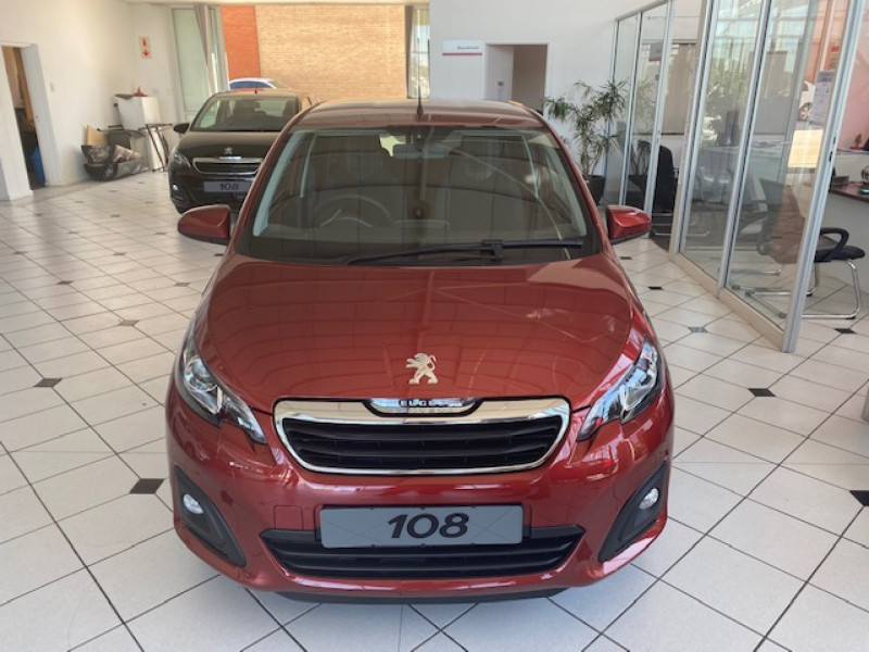 Peugeot PEUGEOT 108 ACTIVE 1.0 THP 5-SPEED