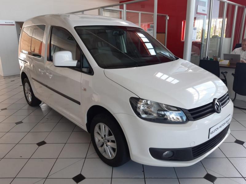 Volkswagen Caddy 2.0Tdi 81kW Trendline (Life)
