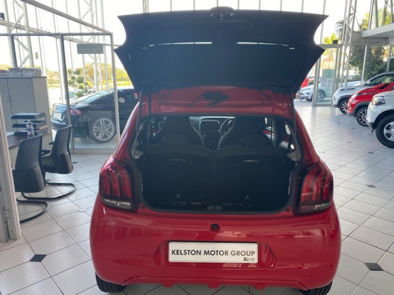 Peugeot PEUGEOT 108 ACTIVE 1.0 THP 5-SPEED