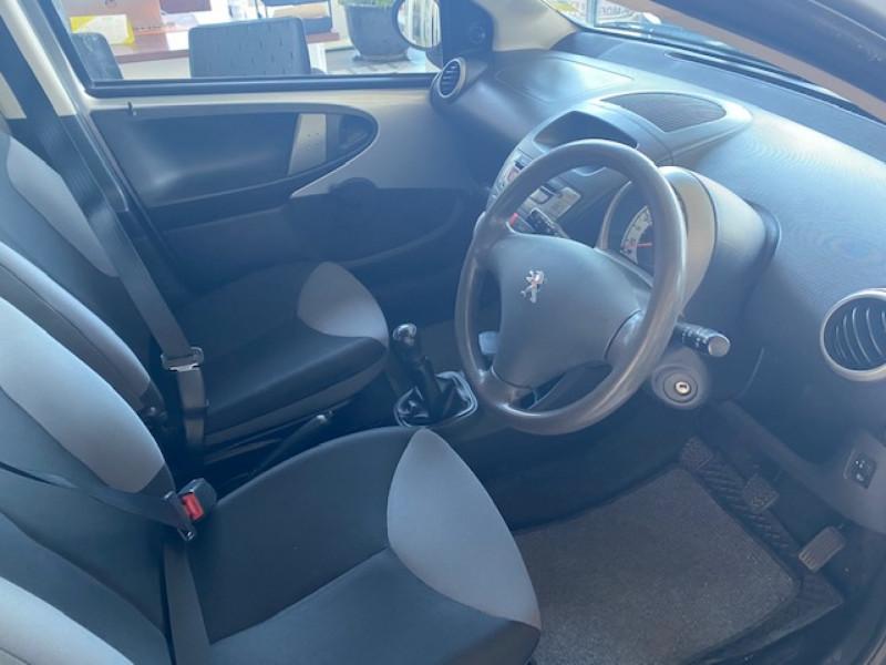 Peugeot Peugeot 107 Urban Facelift