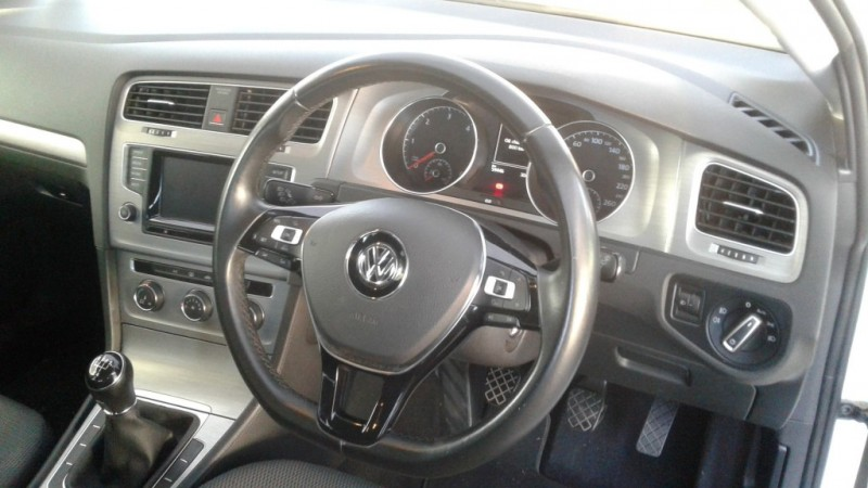 Volkswagen Golf 7 2.0 TDI 81kW Comfortline Man