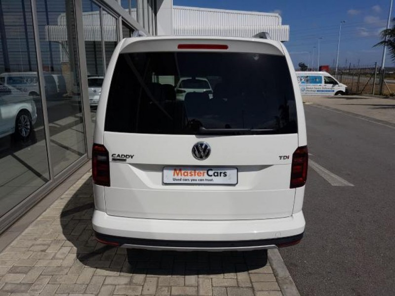 Volkswagen AllTrack Caddy 2.0 TDI 103KW DSG