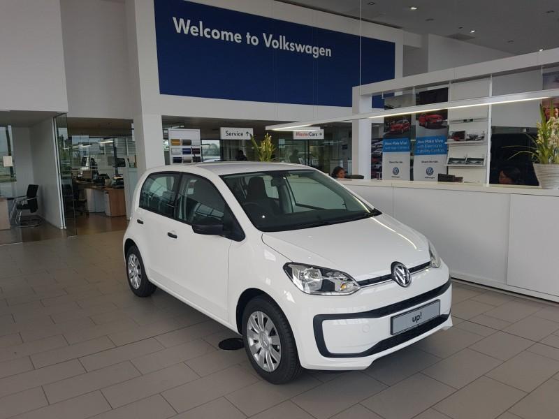 Volkswagen Take UP! 5-Door 55KW