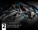 Preserve the life of your car battery