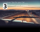 Keep your wiper blades protected
