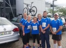 Team Market Square Volkswagen Uitenhage supporting the train race