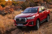 Toyota Hilux – New look, New Derivatives, Same DNA