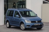 Volkswagen launches 1.0 TSI Caddy