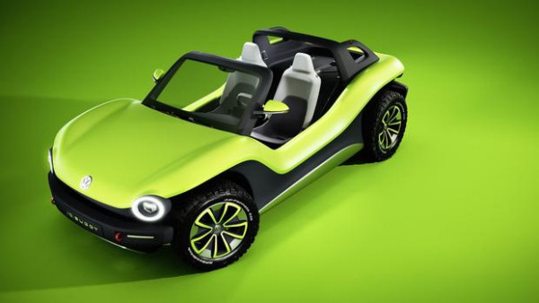 The beach buggy is back, with 21st century flavour!