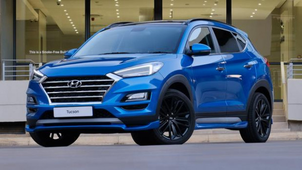 Hyundai Tucson Sport is back, and now with diesel option