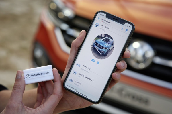 The T-Cross – Volkswagen's most connected car