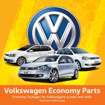Keep your Volkswagen a Volkswagen with genuine parts
