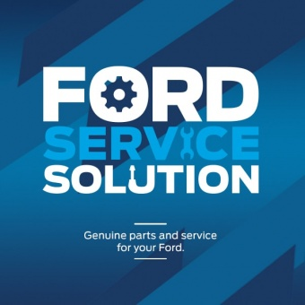 Take advantage of our Ford Service Solutions