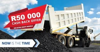 FAW R50 000 cash back on selected models
