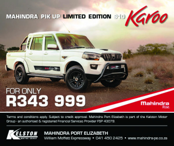 Get the S10 Karoo Limited Edition