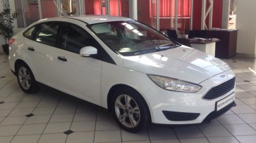 Ford Focus 1.0 Ecoboost Ambiete A/T