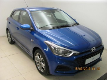 Hyundai i20 1.2 Fluid Manual