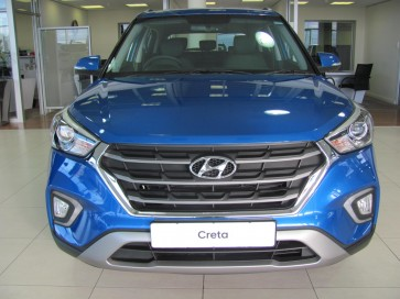 Hyundai Creta 1.6 Executive A/T