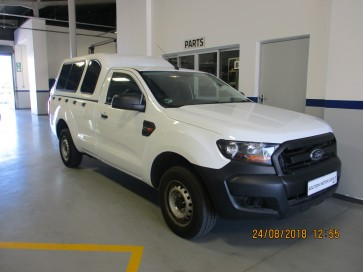 Ford Commercial .2TDCi Single Cab