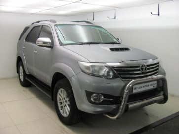 Toyota Fortuner 3.0d - 4d R/B A/T
