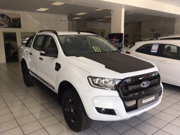 Ford Commercial Ranger 3.2 TDCi Double Cab XLT 6AT 4x2(Includes SYNC3&Navigation)