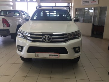 Toyota Hilux SC 2.8 GD6 4X4 Raider AT