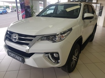 Toyota FORTUNER 2.4 GD6 RB 6AT