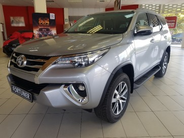 Toyota Fortuner 2.8. GD-6 RB A/T