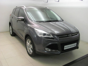Ford 2.0 Ecoboost Titanium A/T