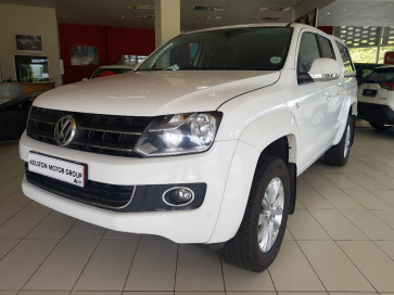VW Commercial Volkswagen Amarok Double Cab 2.0 BiTDi 132kW Highline 4Motion