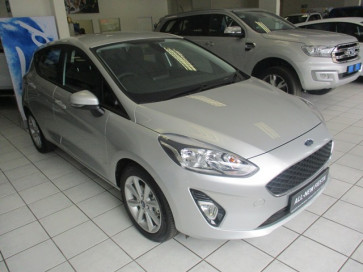 Ford Fiesta 1.0 Ecoboost Trend 6MT