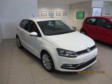 Volkswagen Polo TSI 81kW Highline