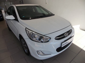 Hyundai Accent Hatch 1.6 Fluid Auto