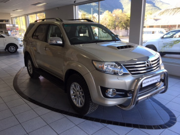 Toyota Toyota Fortuner 3.0 D-4D RB AT