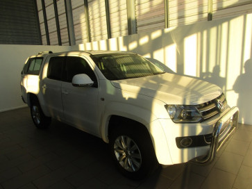 VW Commercial Volkswagen Amarok Double Cab 2.0 BiTDi 120kW Highline 4Motion