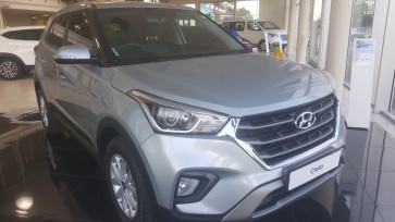 Hyundai Creta 1.6 Executive M/T