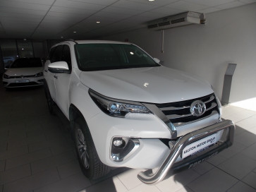 Toyota Fortuner 2.8 GD 6 RB AT