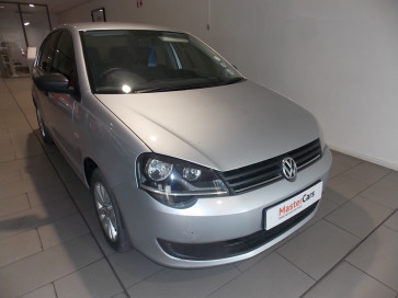 Volkswagen Polo Vivo Sedan 1.4 Conceptline
