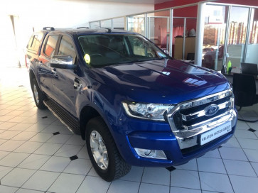 Ford Commercial Ranger 3.2 TDCI XLT 4 x 4 AT PU DC