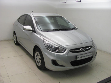 Hyundai Accent 1.6 Motion Manual Sedan