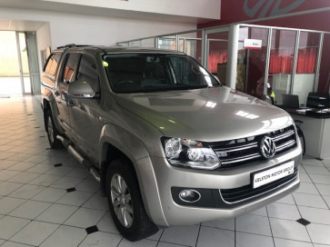 VW Commercial Volkswagen Amarok Double Cab 2.0 BiTDI Highline 4X2 Auto