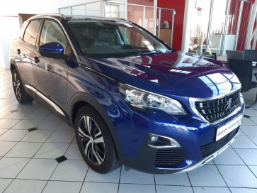 Peugeot 3008 SUV Allure 1.6 THP EAT6