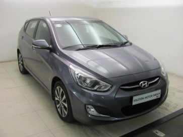 Hyundai Accent Hatch 1.6 Fluid MT