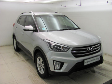 Hyundai Creta 1.6 Executive Auto