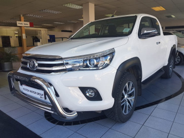 Toyota Hilux 2.8 GD 6 RB Raider 4 x 4 AT