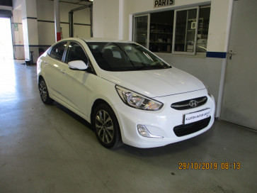 Hyundai Accent 1.6 Fluid Auto Sedan