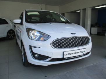 Ford Figo 1.5 Trend 6AT 5DR
