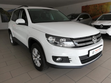 Volkswagen Tiguan GP 2.0TDi BlueMotion Trend & Fun