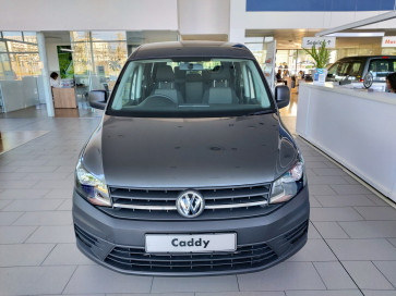 Volkswagen Caddy Crew Bus 2.0 TDI